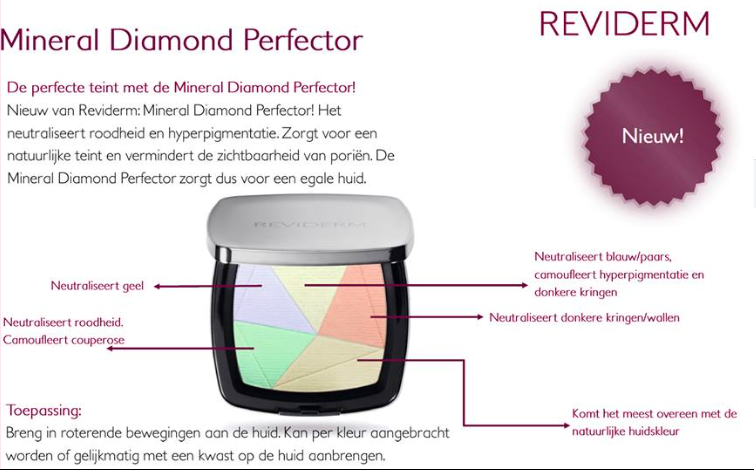 Reviderm Mineral Diamond Perfector