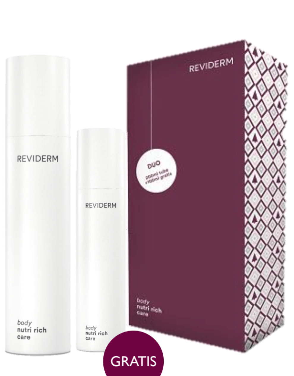 Reviderm Body Nutri Rich Care Duo